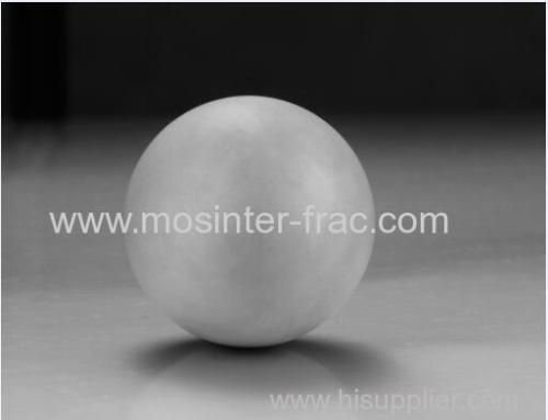 Dissolving frac ball K