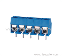 ROHS screw terminal blocks