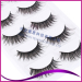 0.07mm Natural Handmade Type And Synthetic Hair Lashes