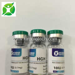 Healthy HGH Muscle Gain