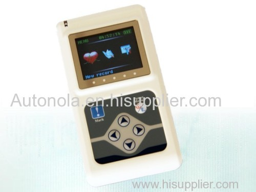 2017 latest Hot sale ecg machine 3 channels Dynamic ECG System