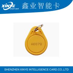 UID Printing RFID Keyfob with EM4305 chip