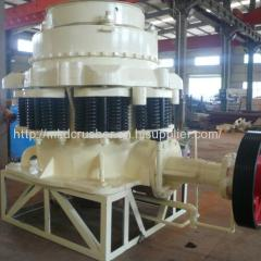 Hydaulic Locking Spring Cone Crusher for High Hardness Rock Crushing