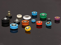 Plastic Nylon Pulley Wheels with Bearings