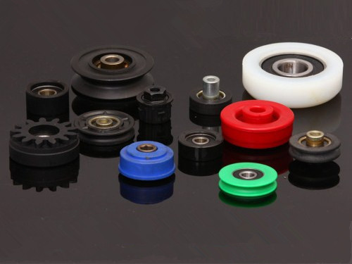 High Quality Plastic Pulley Ball Bearing