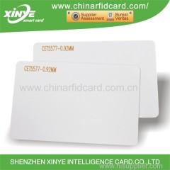 Scheda intelligente in PVC a bassa frequenza