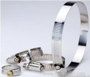 Worm Gear Clamps join rubber/silicone hoses and duct lines.