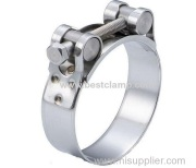 stainless steel Heavy Clamp