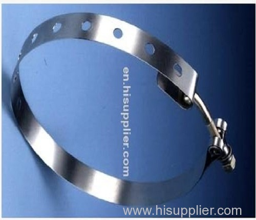 316 stainless steel hose clamps