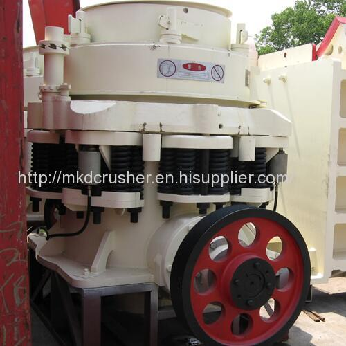 American Type Symons Cone Crusher for Granite