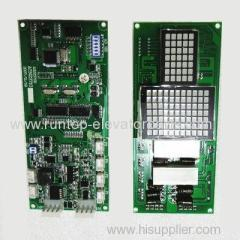 Elevator parts indicator PCB A3N23710 for Express OTIS
