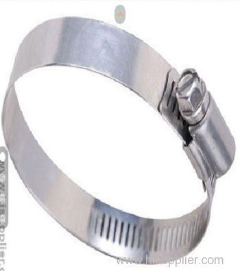 12.7mm stainless hose clamps