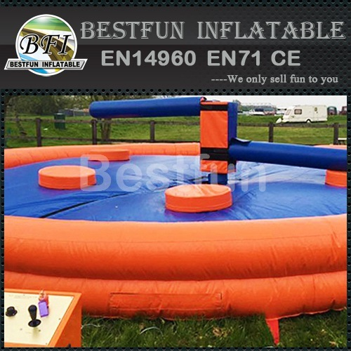 Eliminator Inflatable Game Rental