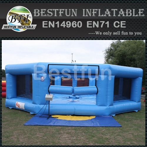 Inflatable Wipeout eliminator Game