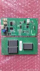 Sanyo indicador de peças do elevador PCB SANYO-E2-04