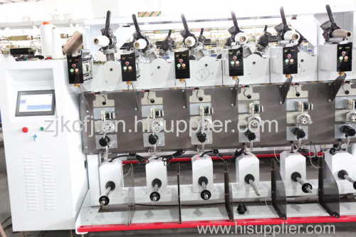 Electronic yarn guide winding machine manufacturer