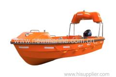 The G.R.P Rescue Boats