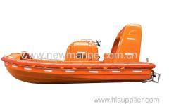 G.R.P Fast Rescue Boats