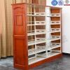 Layer High Adjustabled Metal Library Book Shelves