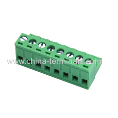 Plug-In Terminal Blocks & Accessories Products