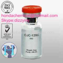 Safe ship CJC 1295 Peptide Human Growth Steroid CJC 1295 Without Dac for body building Muscle Enhance