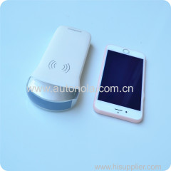 wireless ultrasound convex probe