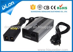 12a 36v golf cart charger with powerwise plug