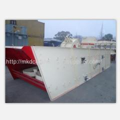 Vibratory Screen for Aggregate