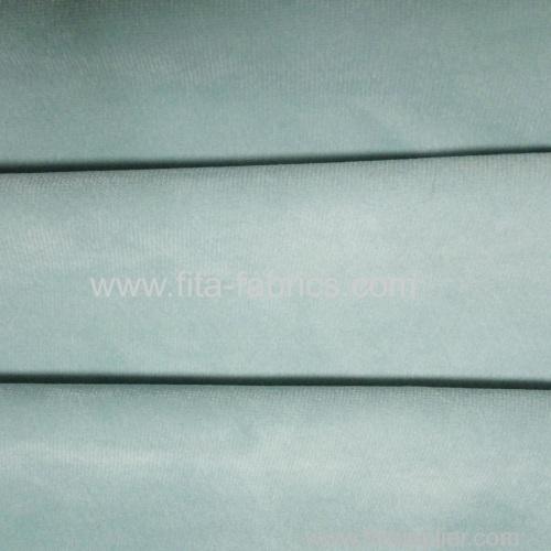 polyester french Velvet fabric