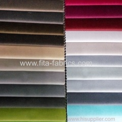 Various colors of french Velvet fabric