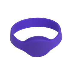 PVC Ntag213 NFC wristband for events