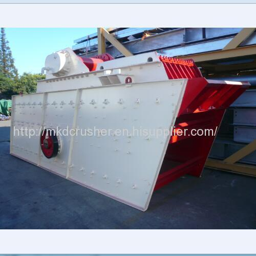 1500x4800 Vibrating Screen Exported to Peru