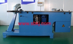 Hydraulic elbow making machine