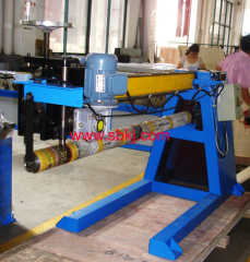 round duct seam closing machine