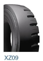 3.50-8 Chinese forklift solid tire