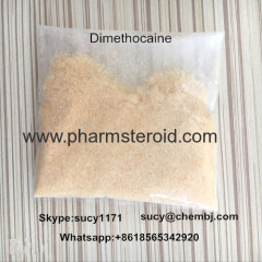 Pharmaceutical Raw Materials Dimethocaine / Larocaine hydrochloride CAS:94-15-5 local anesthetic