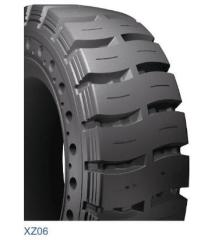 Forklift Tire 5.00-8 Pneumatic Solid Tires