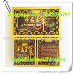 chinese natural Cordyceps sinensis sexual male capsules