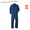 Custom 100%cotton blue workwear coverall