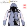 Custom 2 in one waterproof breathable windbreaker jacket