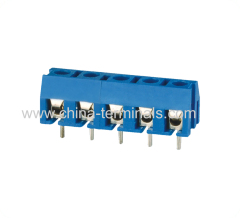 22-14AWG screw pcb terminal block