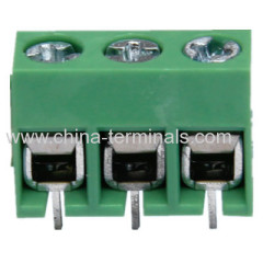 5.0mm PCB Universal Screw Terminal Block