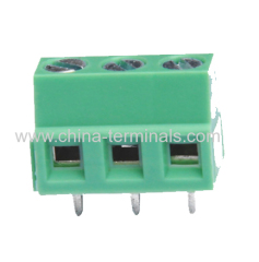 Screw Ground Terminal Block