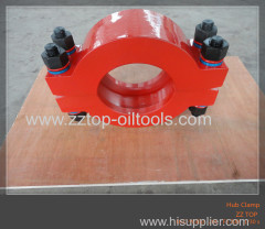 Oilfield Wellhead Hub Clamp No. 18 - 21 1/4