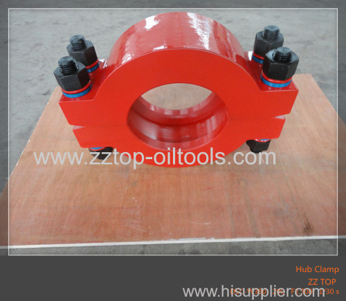 "21 1/4"" x 2000 psi Wellhead Hub Clamp No. 18"