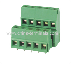 screw pcb terminal blocks