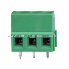 10A 300V 5.08mm pcb terminal block