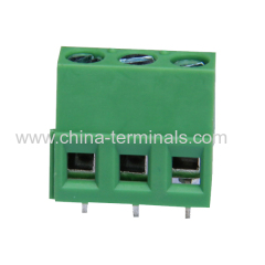 screw pcb terminal block