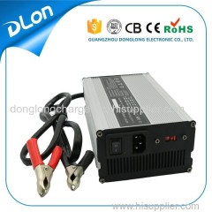48v 10a battery charger for electric bike / electric vehicles