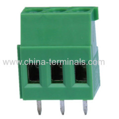 300V 12A screw PCB terminal block